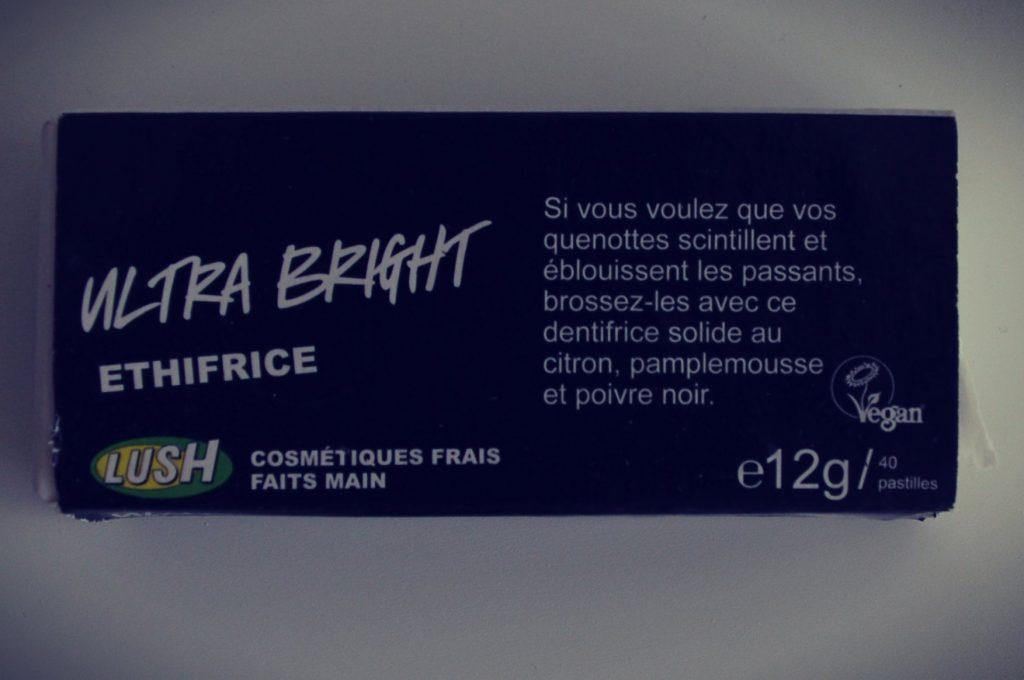 lush ethifrice