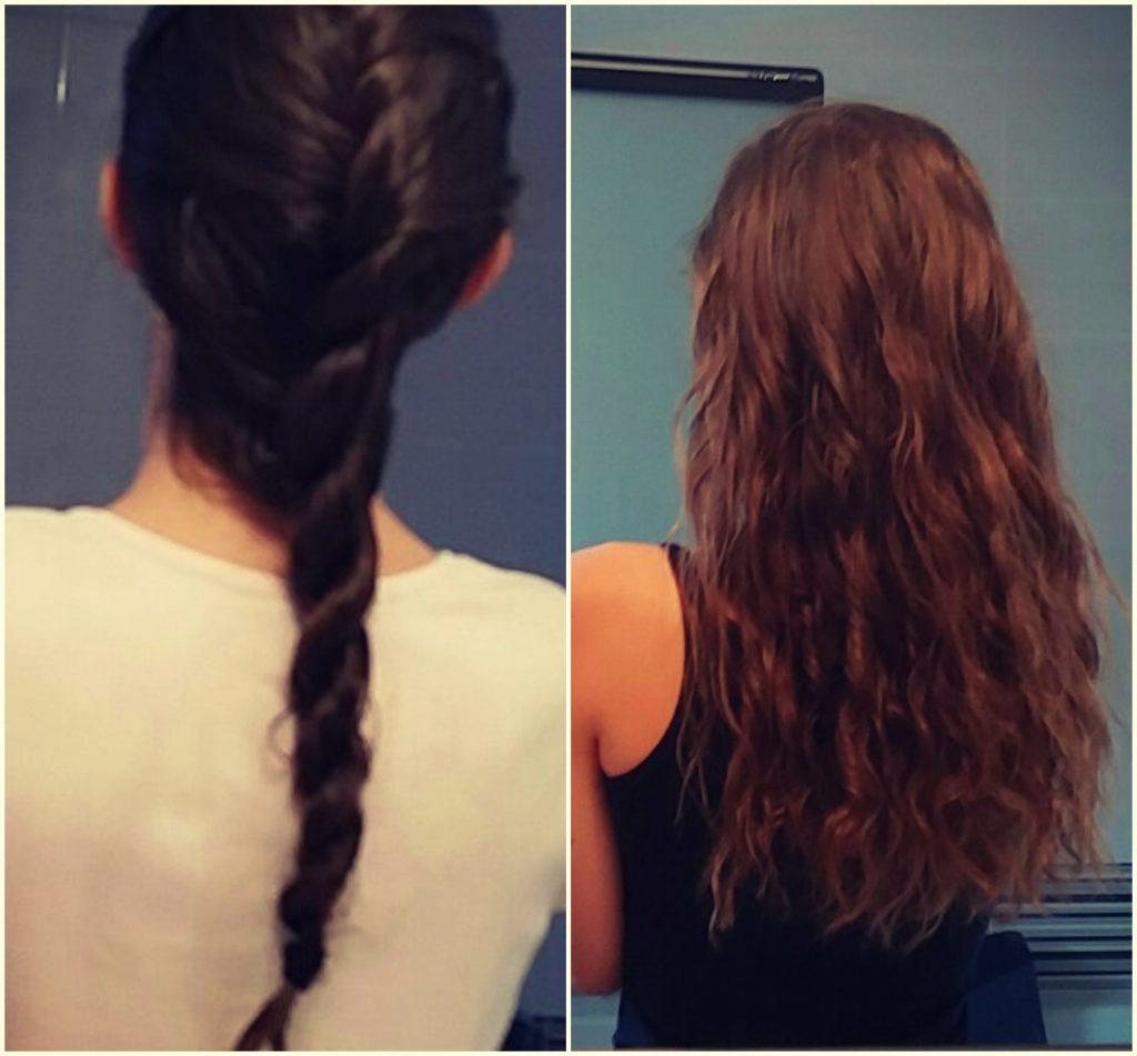 tuto coiffure boucle wavy