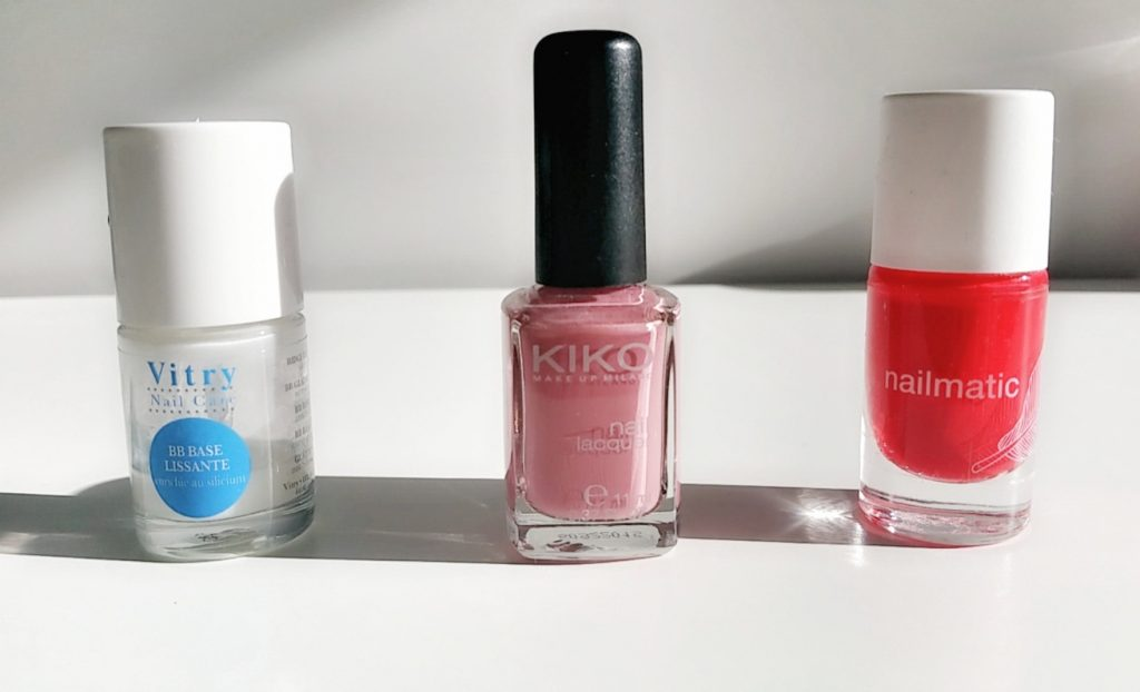 Vernis à ongles Nail art spécial Saint-Valentin