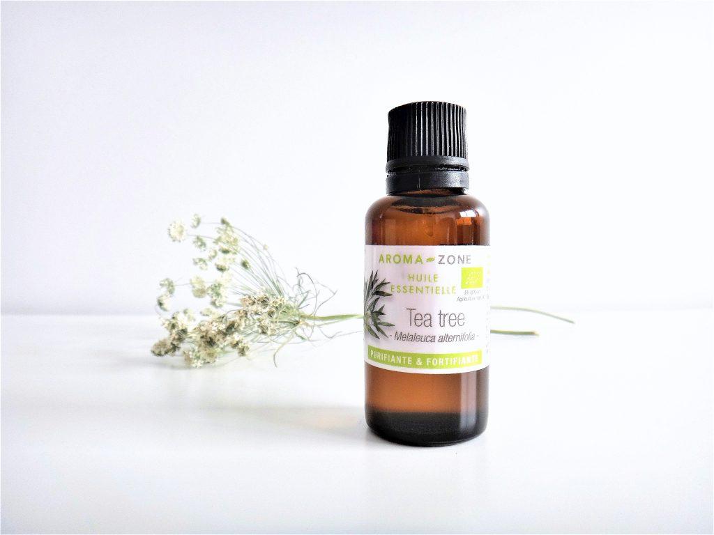 Huile essentielle tea tree bio (arbre à thé) de Aroma-Zone