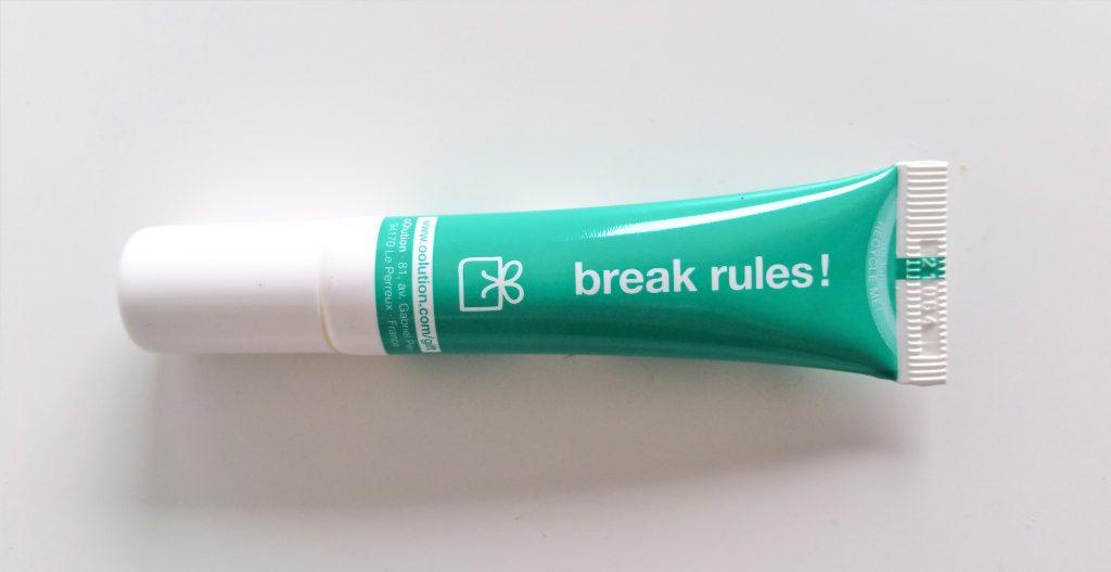 Eye Love de OOLUTION break rules !