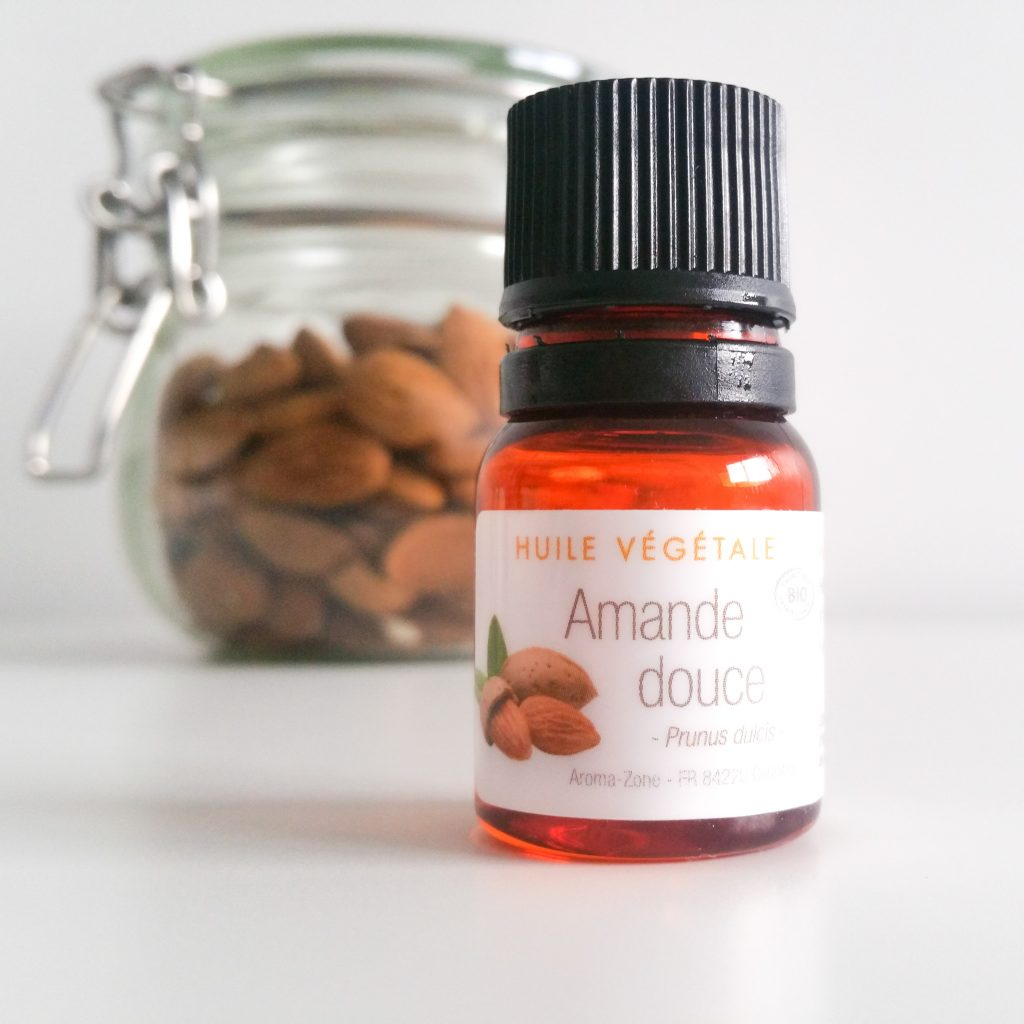 Huile végétale d'amande douce – Aroma-zone
