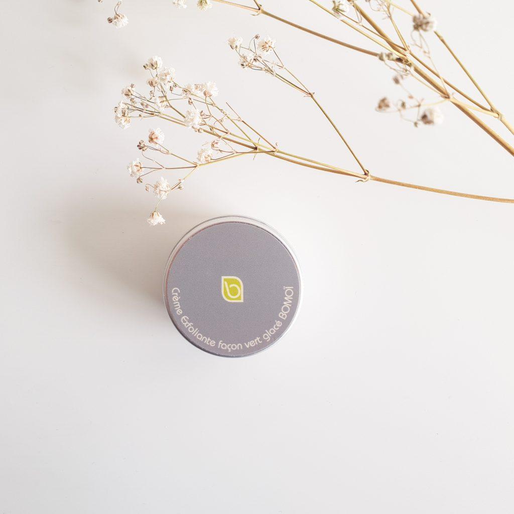 Happy morning (Nuoo Box – Mars 2018) BOMOÏ – Crème exfoliante façon vert glacé
