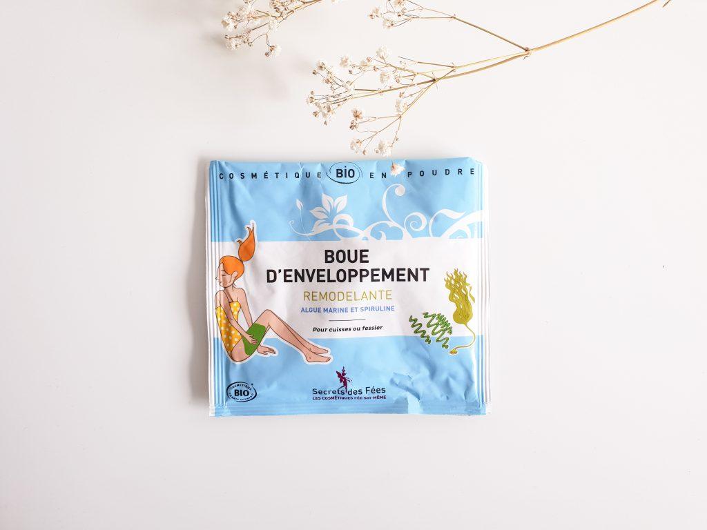 Happy morning (Nuoo Box – Mars 2018) SECRETS DES FÉES – Boue d'enveloppement remodelante
