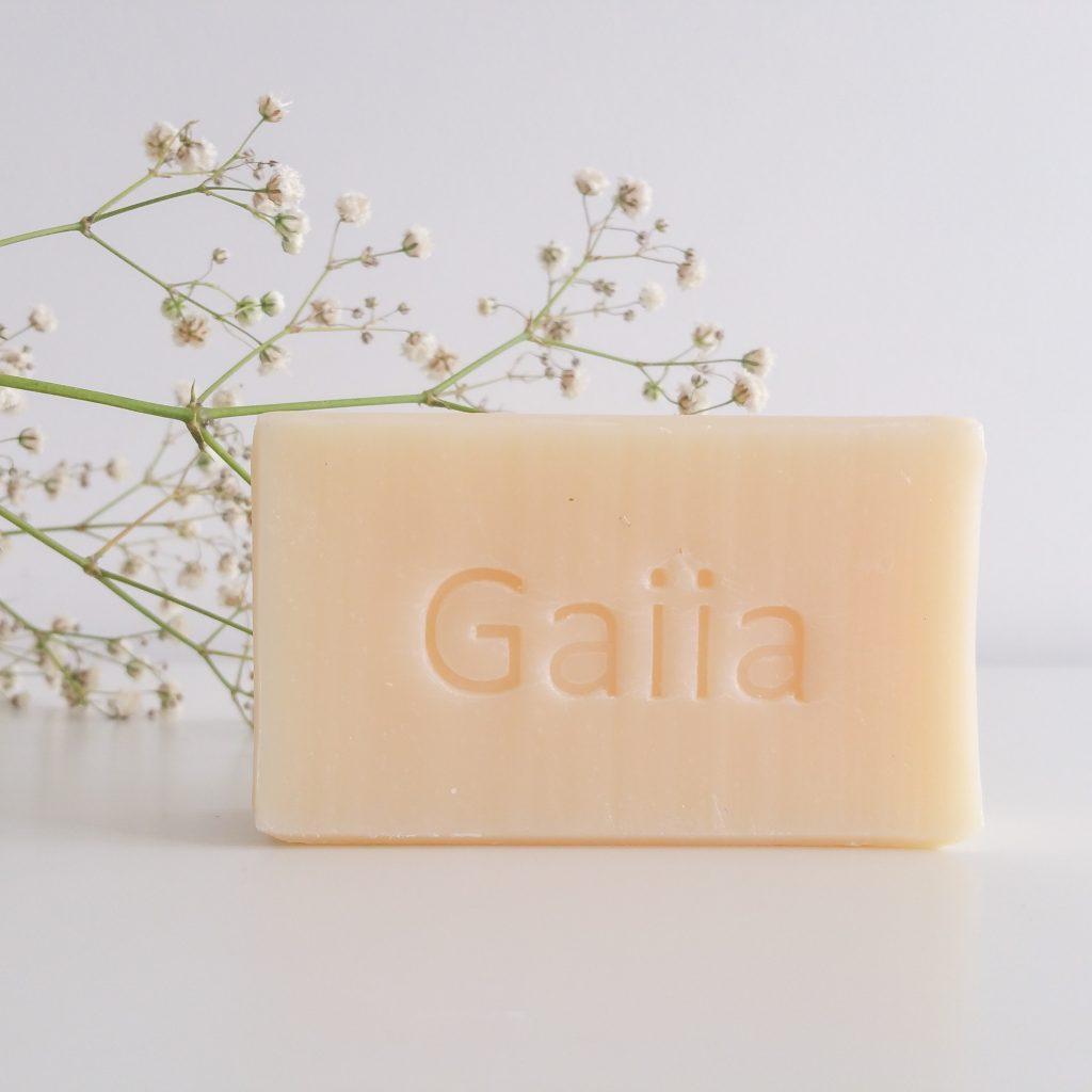 Le savon surgras très doux Gaiia