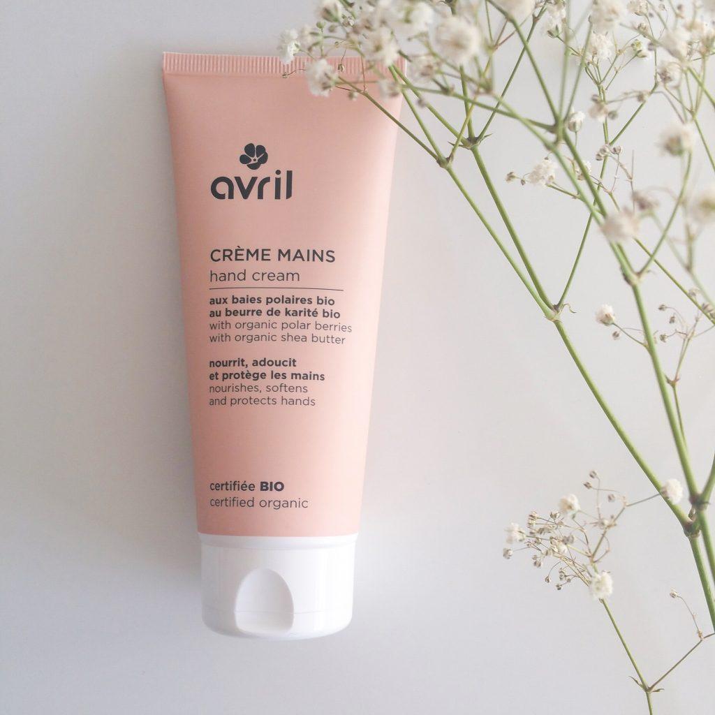 Nuoo Box février 2018 AVRIL – Crème pour les mains