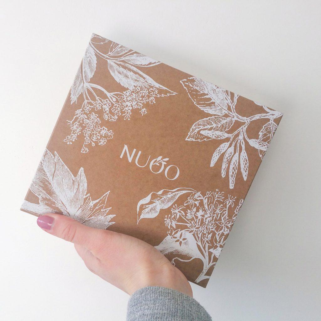 Nuoo Box février 2018 cruelty free
