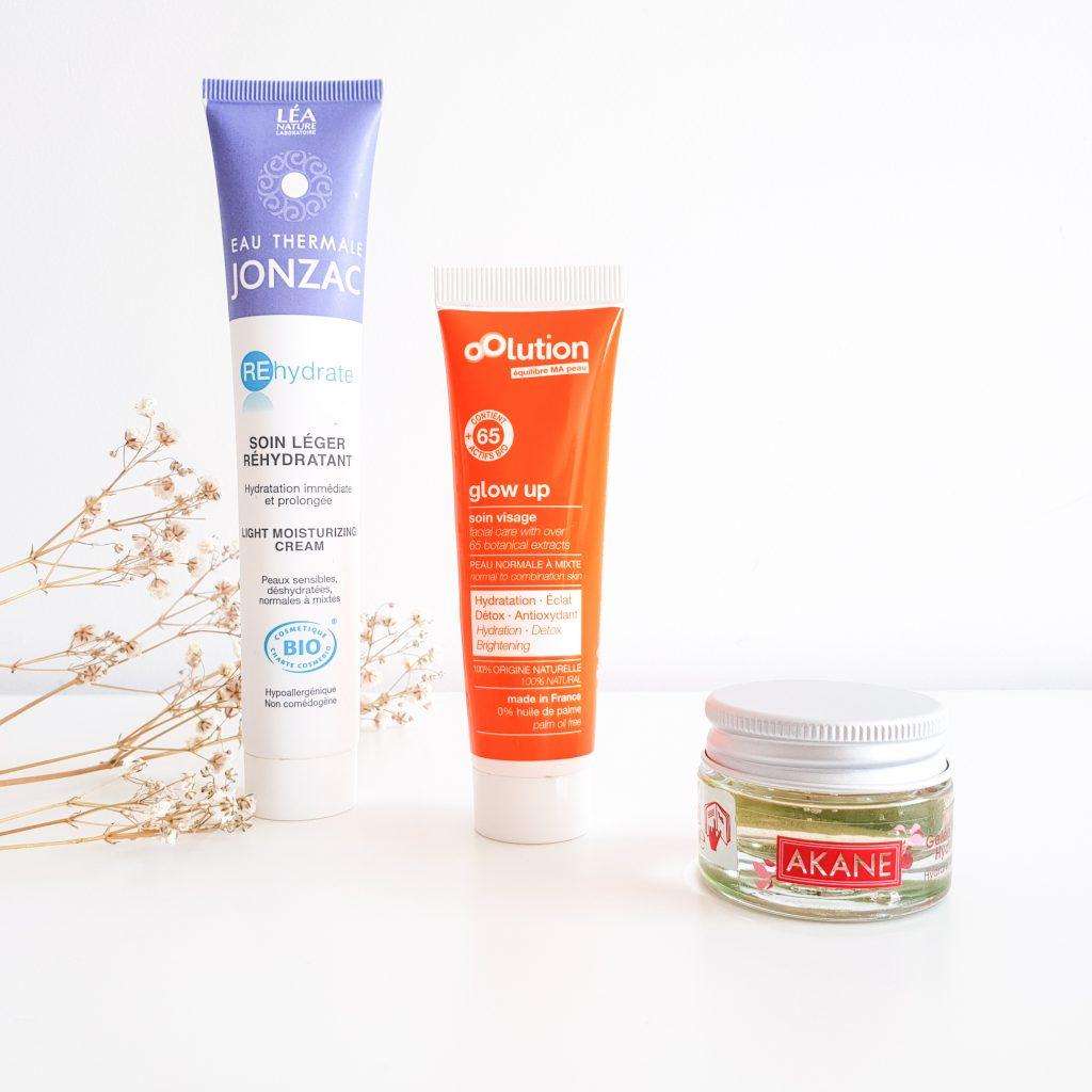 3 crèmes hydratantes idéales pour les peaux mixtes [cruelty free]