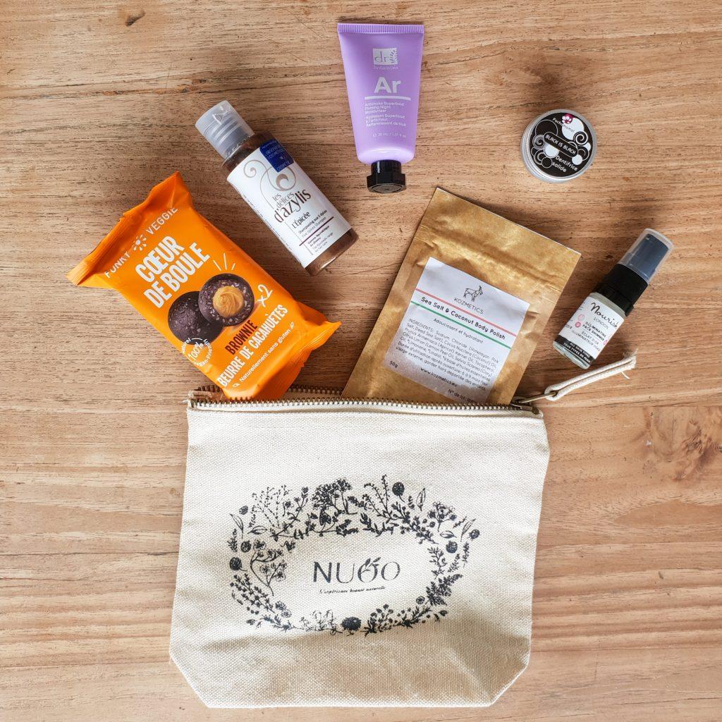 Secrets de beauté (Nuoo Box – Mai 2018)
