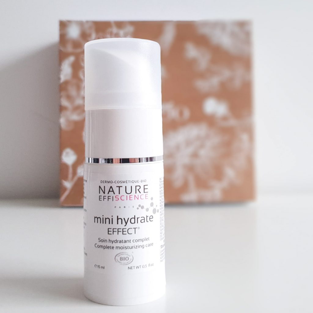 Botanique [Nuoo Box – Janvier 2019] NATURE EFFISCIENCE – Hydrate effect