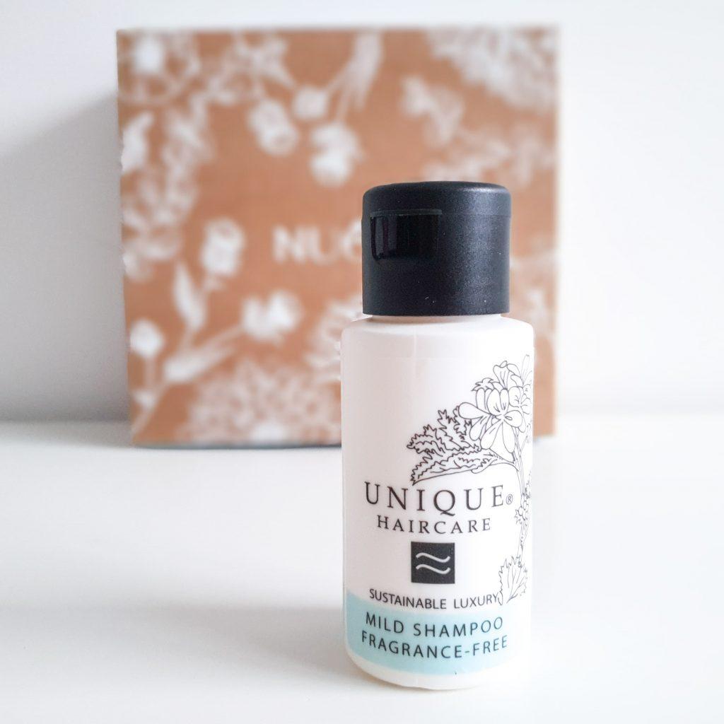 Botanique [Nuoo Box – Janvier 2019] UNIQUE BEAUTY – Shampoing doux