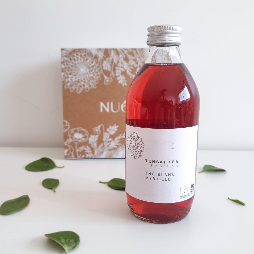 Essentielle [Nuoo Box – Février 2019] TENSAÏ TEA – Thé glacé bio