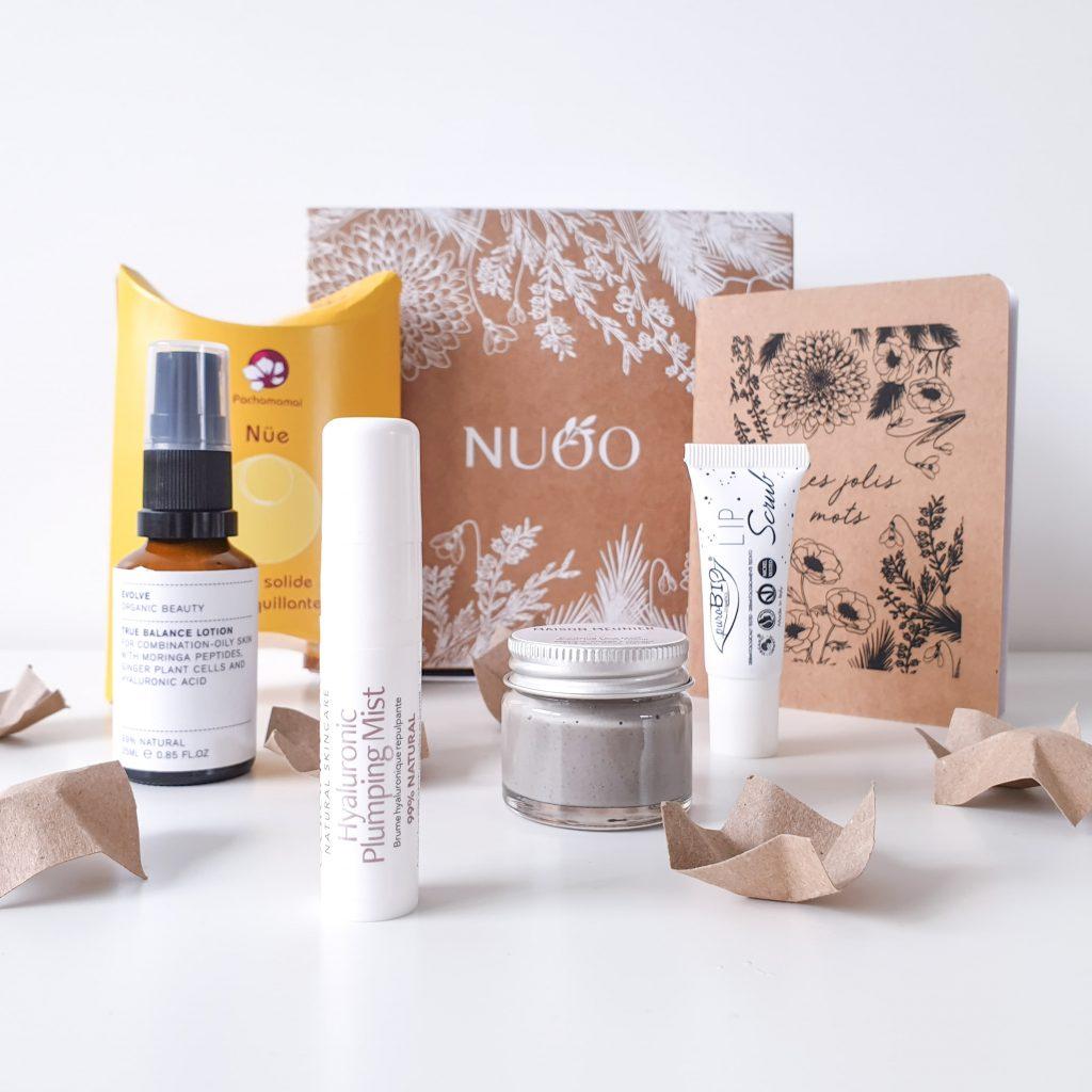 Cool girl [Nuoo Box – Mars 2019] Les produits