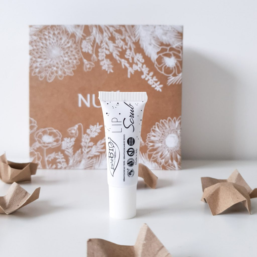 Cool girl [Nuoo Box – Mars 2019] PUROBIO – Lip scrub