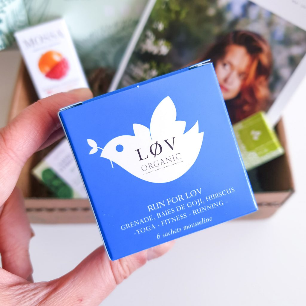 Body and Mind [Nuoo Box – Mai 2019] LOV ORGANIC – Run for lov