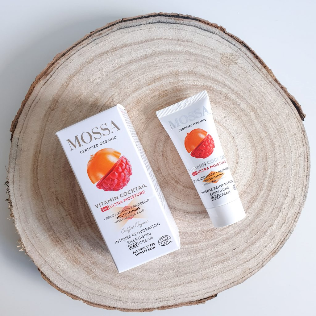 Body and Mind [Nuoo Box – Mai 2019] Mossa Crème hydratante Vitamin Cocktail