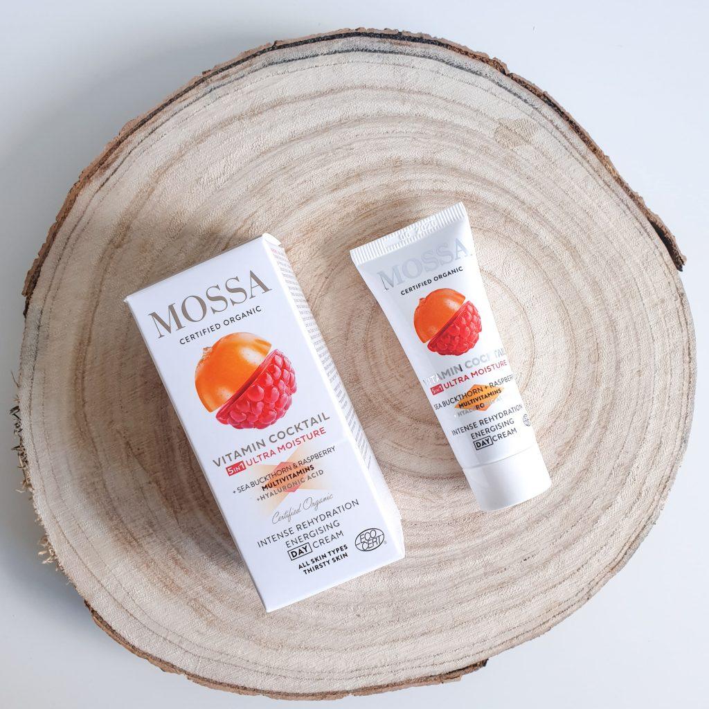 Body and Mind [Nuoo Box – Mai 2019] Mossa Crème hydratante Vitamin Cocktail