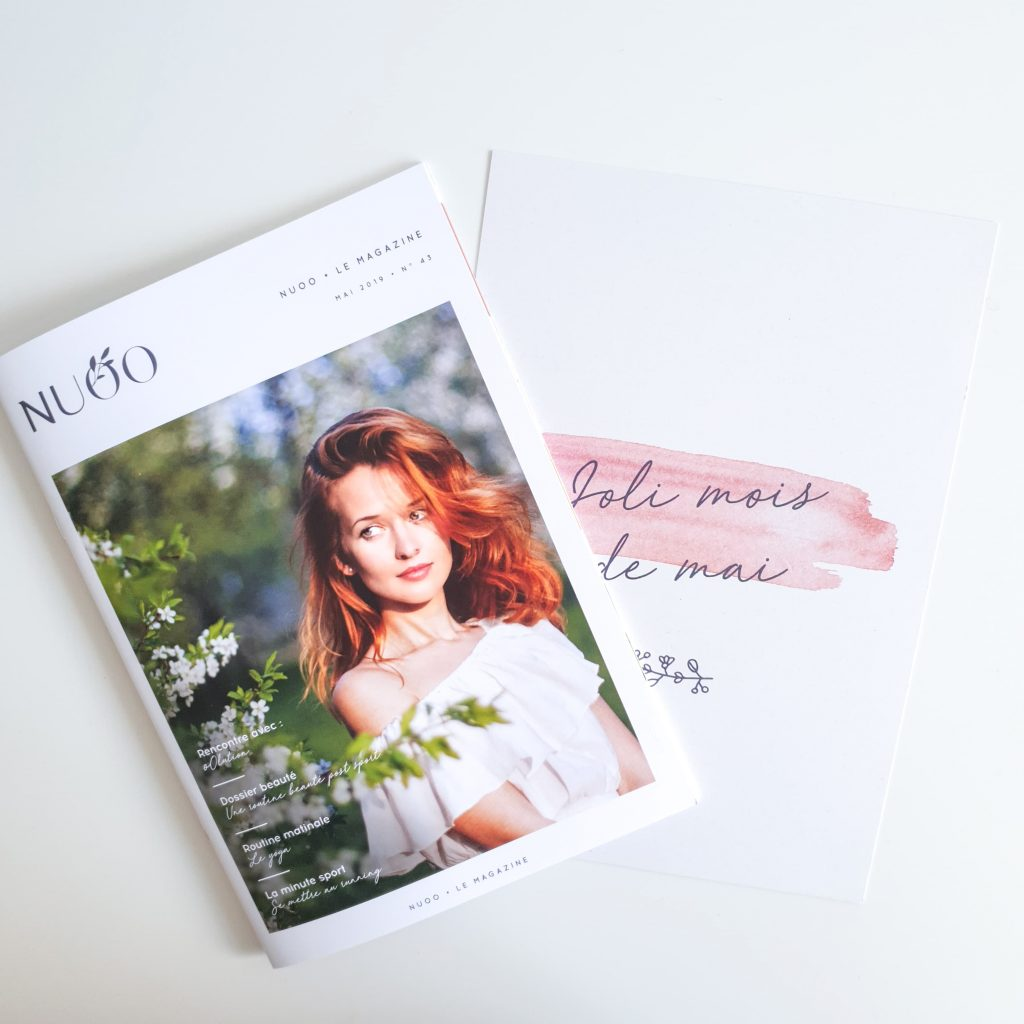 Body and Mind [Nuoo Box – Mai 2019] magazine
