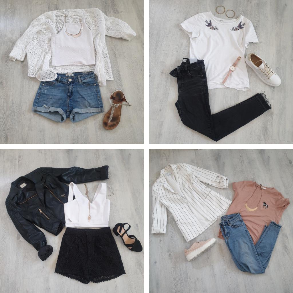 Ma première box Lookiero: une personal shopper à domicile 4 exemples de tenues