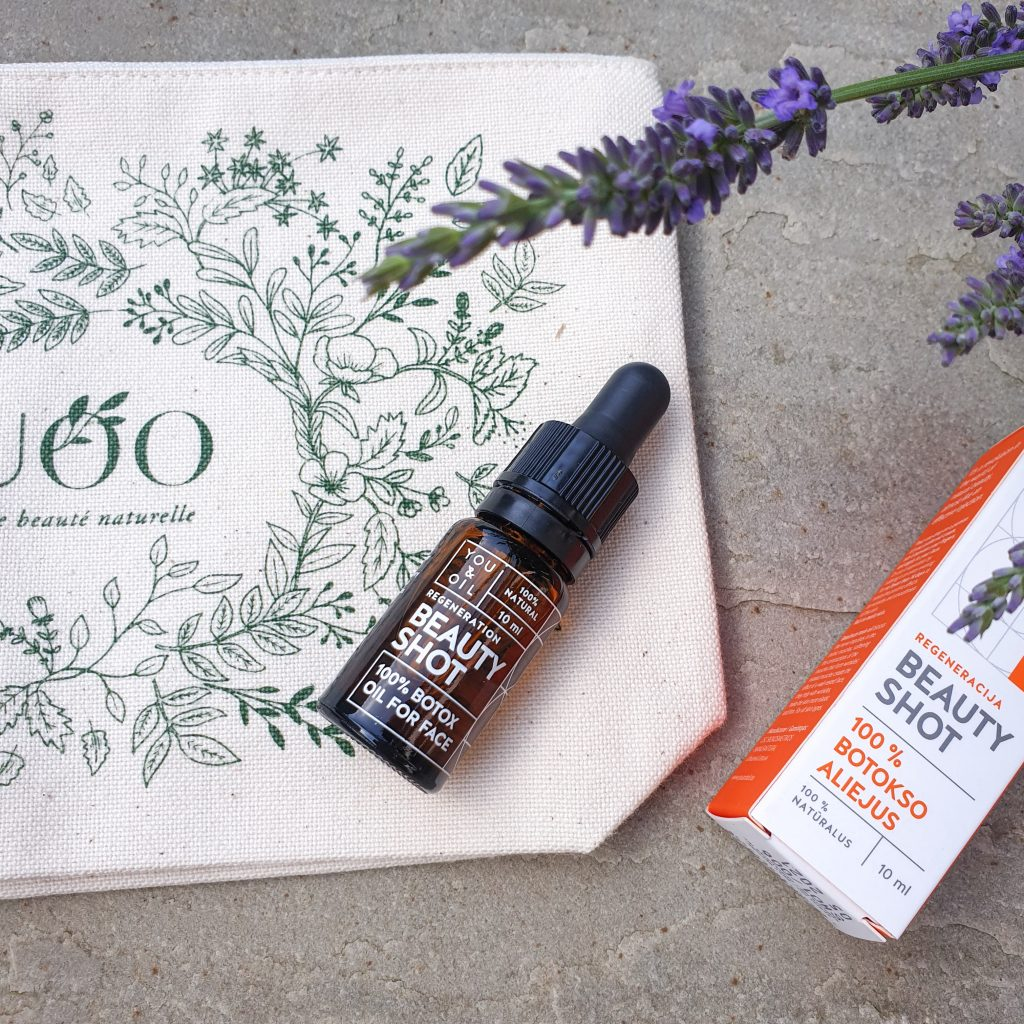 Minimaliste [Nuoo Box – Juin 2019] YOU & OIL – Beauty shot