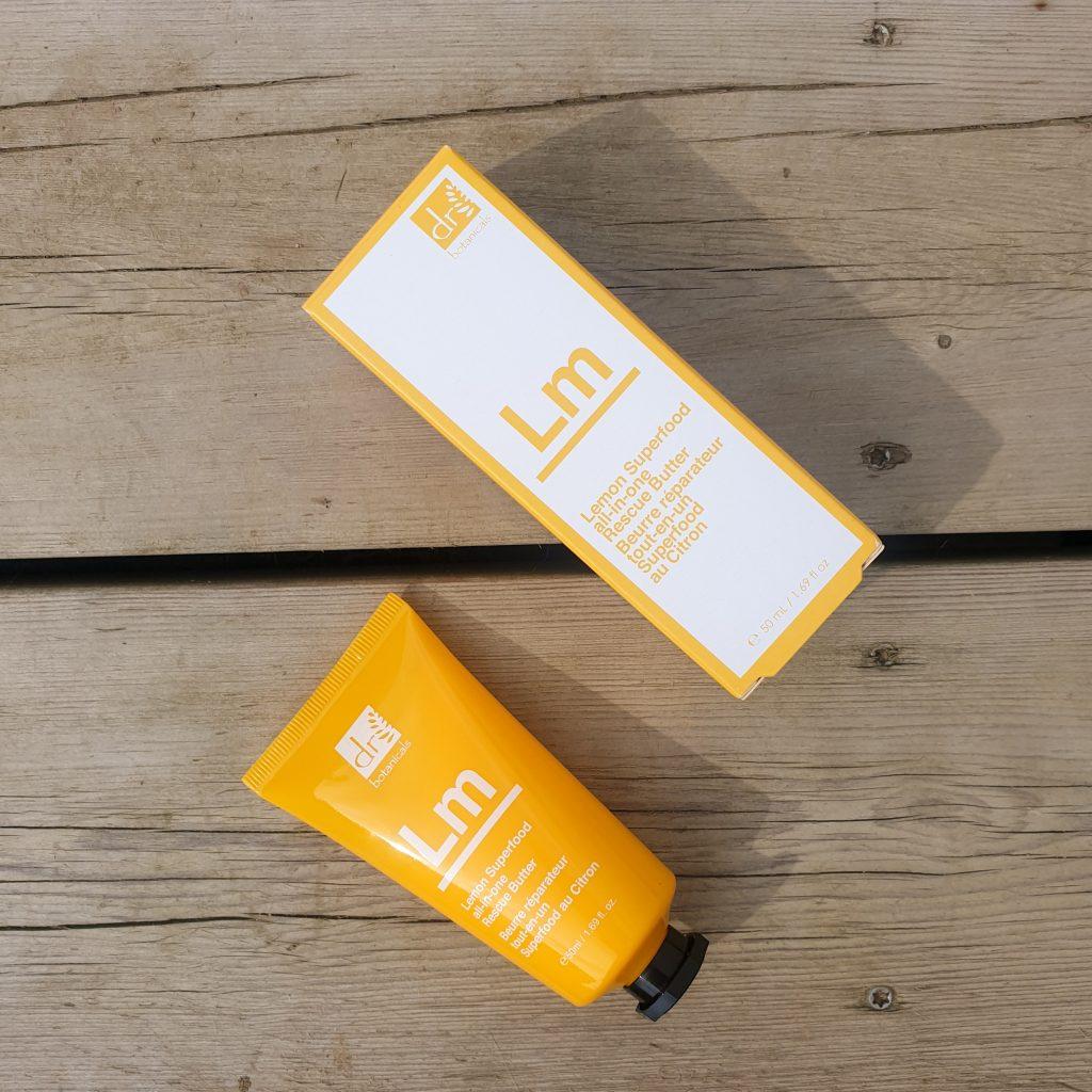 L'Estivale Nuoo Box Juillet 2019 DR BOTANICALS – Beurre réparateur tout-en-un superfood au citron