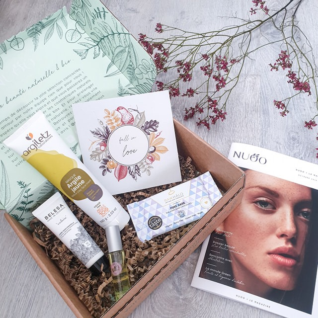 Fall in love [Nuoo Box – Octobre 2019]