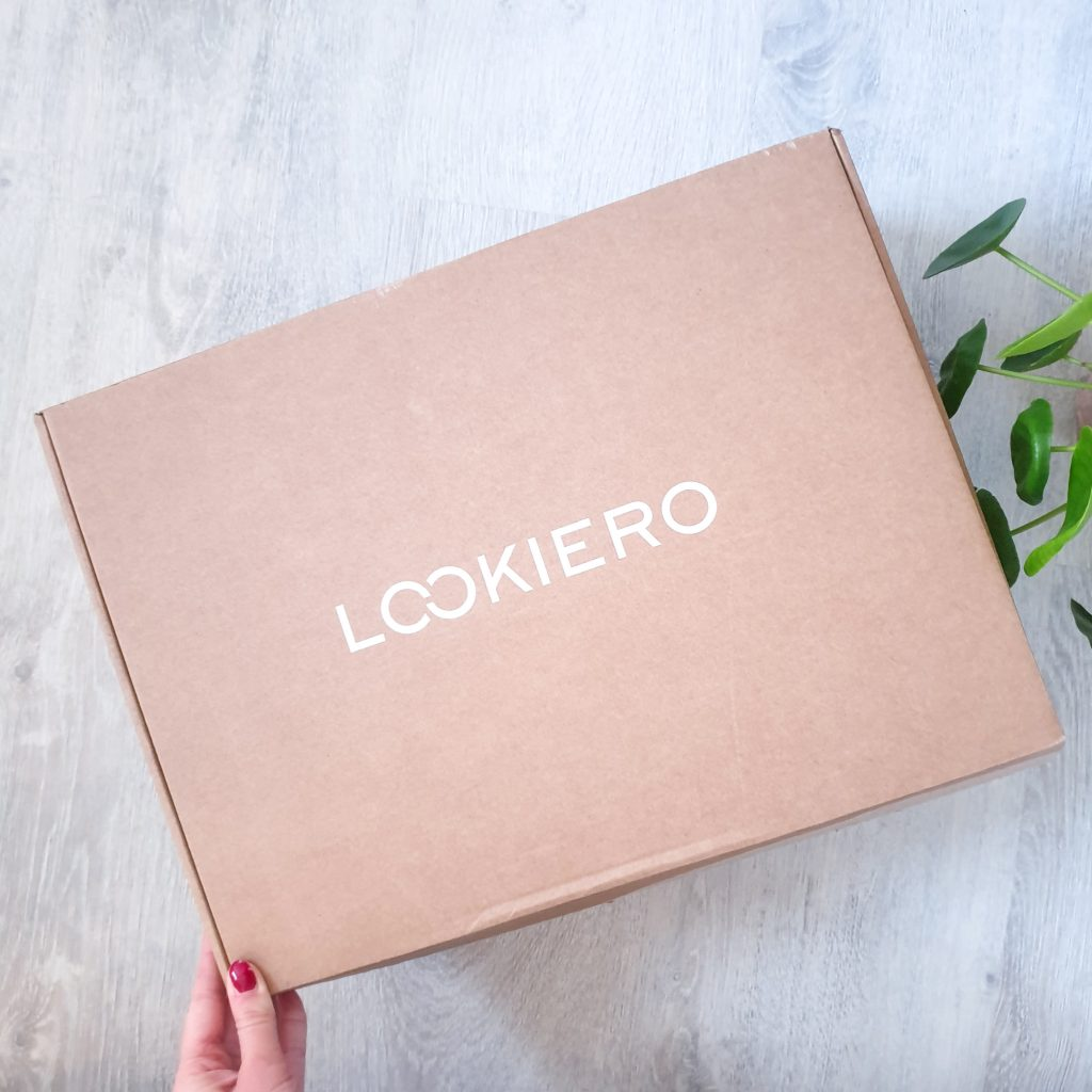 Seconde box Lookiero novembre 2019