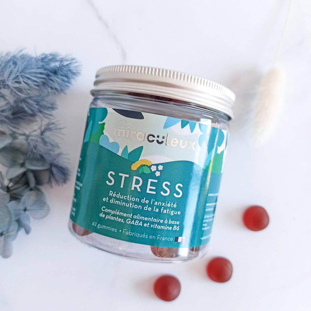 Gummies Stress de la marque Les Miraculeux
